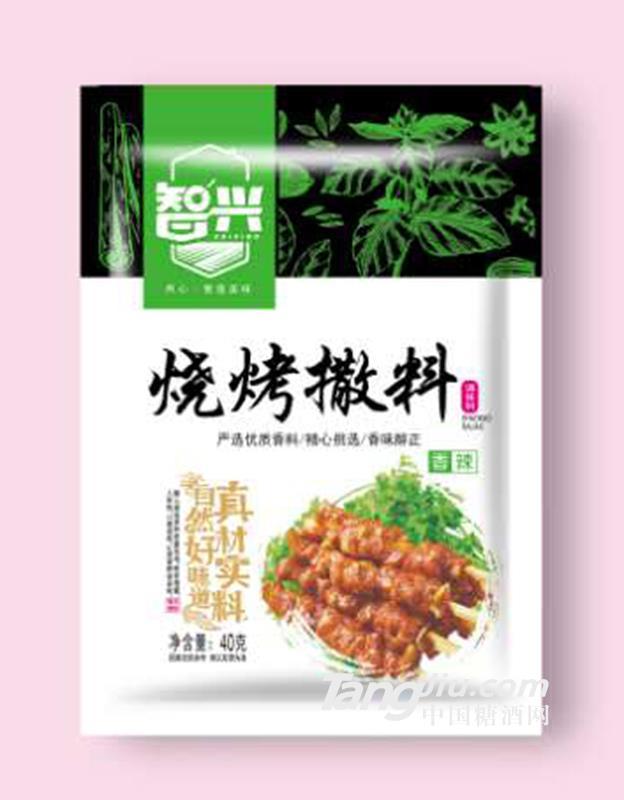 智兴烧烤撒料(香辣)40g