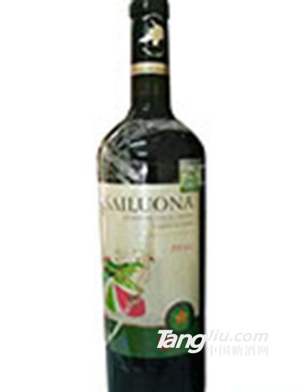 赛罗娜.赤霞珠有机干红葡萄酒750ml