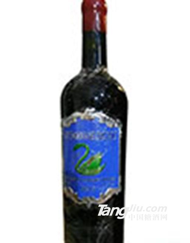 法美隆.波尔多白天鹅干红葡萄酒13.5度750ml