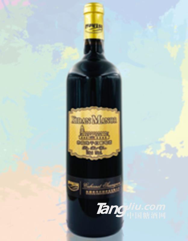 金标赤霞珠干红葡萄酒
