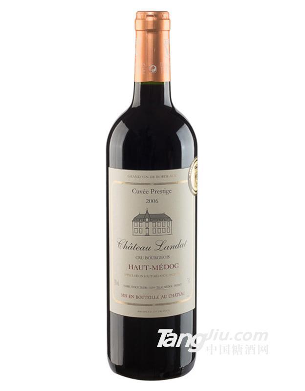 法柏尔酒庄龙达干红葡萄酒