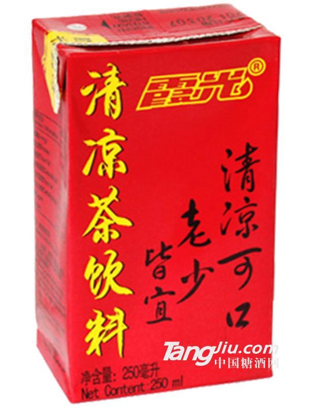 霞光清凉茶250ml