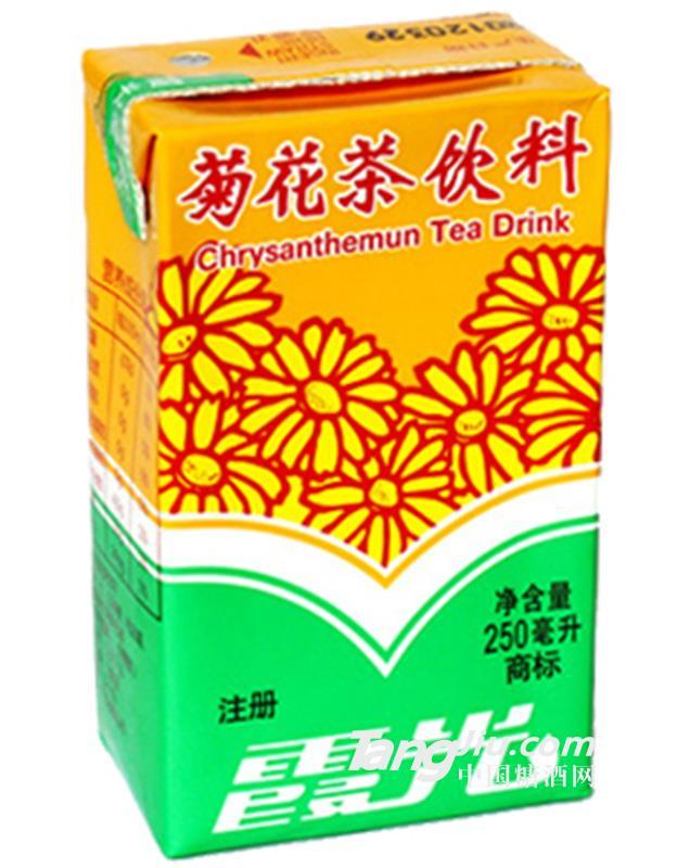 霞光菊花茶250ml