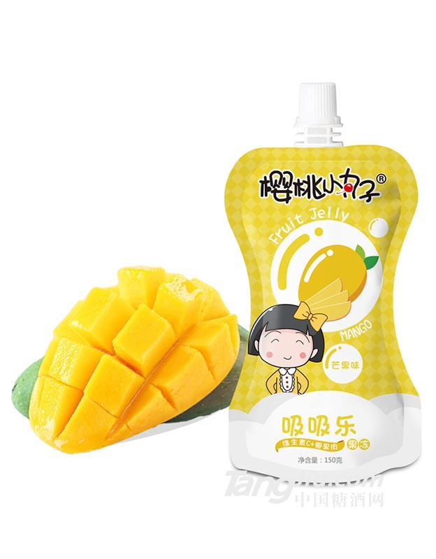 樱桃小丸子吸吸乐芒果味150g