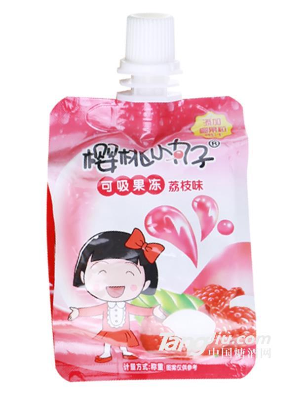樱桃小丸子可吸果冻荔枝味
