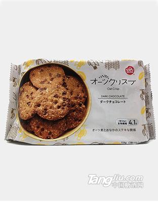 星七牌巧克力燕麦饼干
