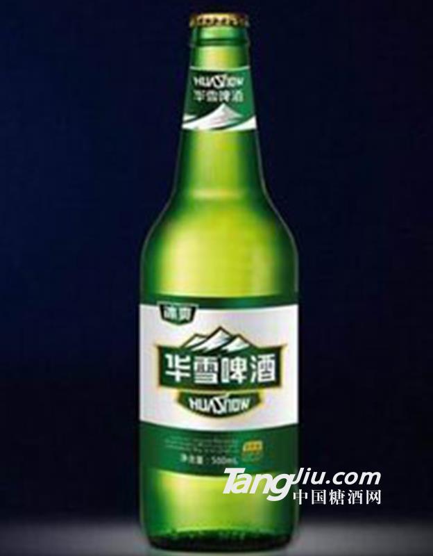 华雪冰爽啤酒