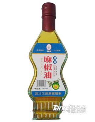 王喜芝特麻麻椒油265ml