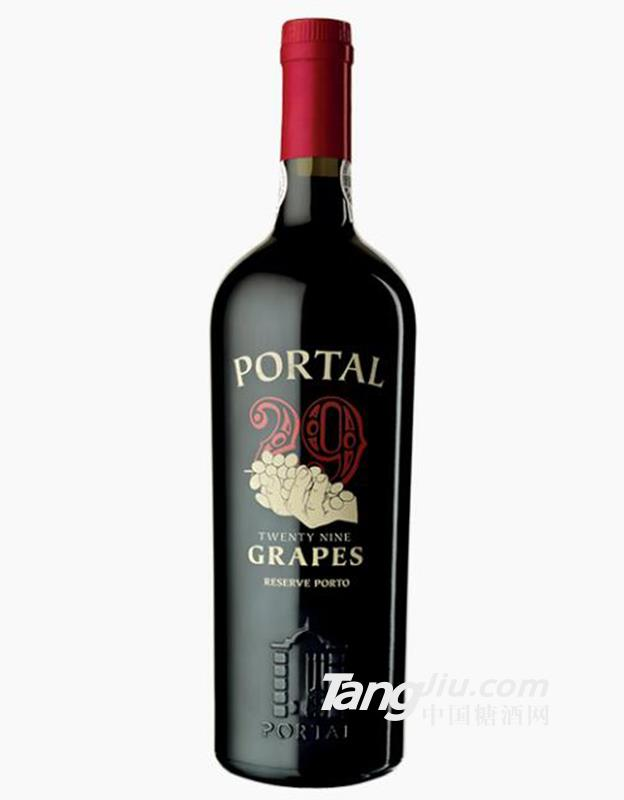 杜罗门29种葡萄珍藏波特酒