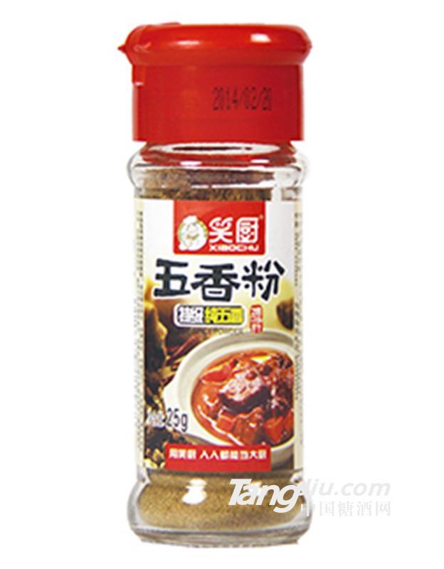 笑厨五香粉调味料25g