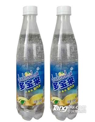 柠檬味蓝汽水500ml