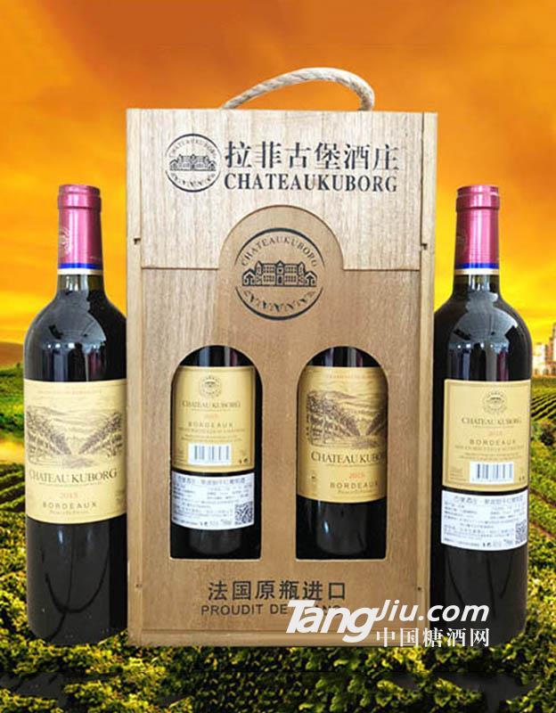 古堡酒庄·斯波朗干红葡萄酒