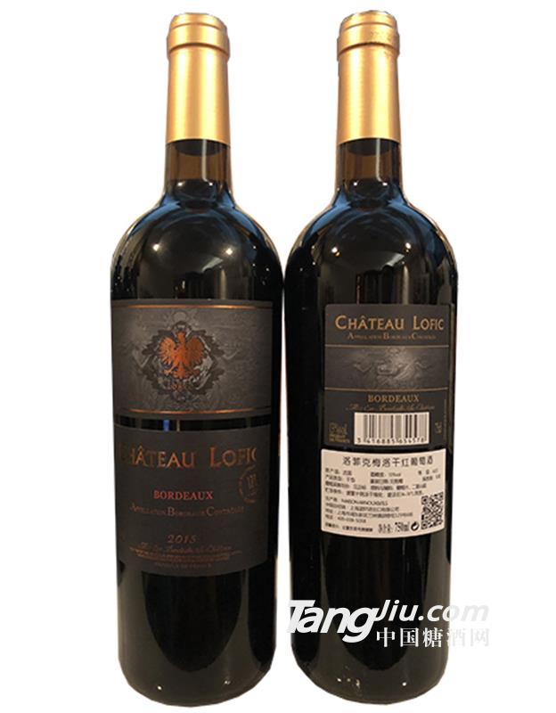 洛菲克梅洛干红葡萄酒750ml