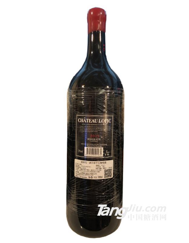洛菲克波尔多干红葡萄酒5000ml