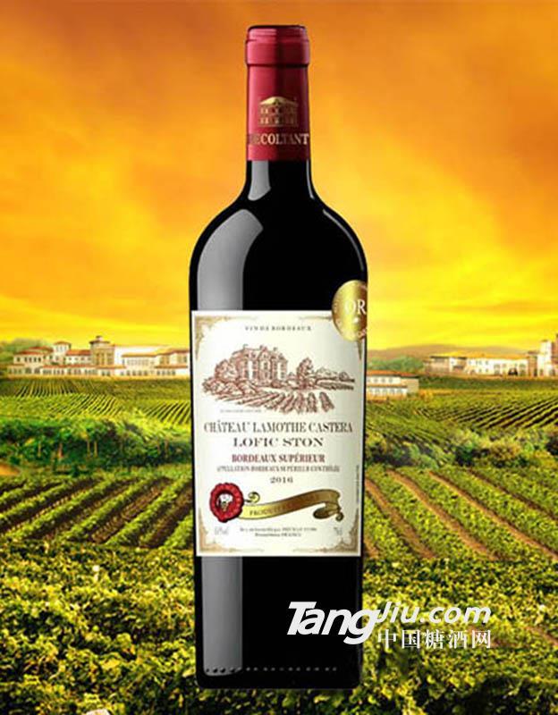 洛菲克斯顿干红葡萄酒