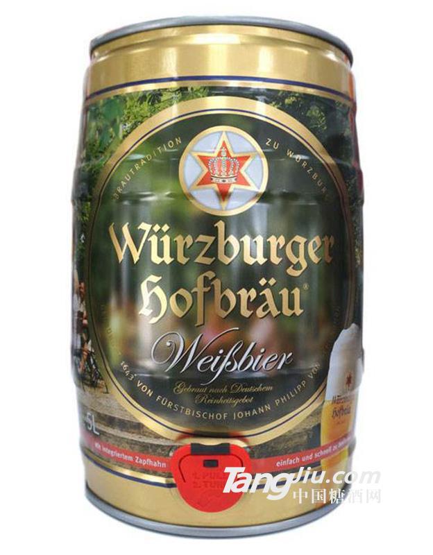 维尔茨堡小麦白啤-5L