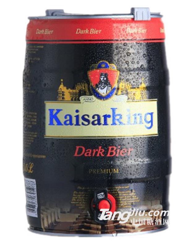 凯撒王黑啤-5L