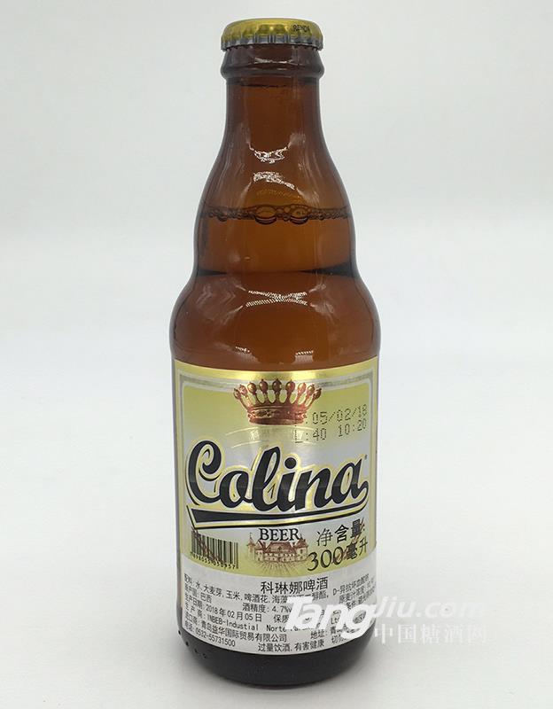 科琳娜-啤酒-300ml