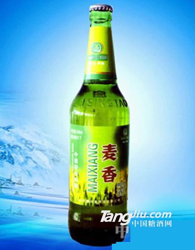 麦香果啤558ML