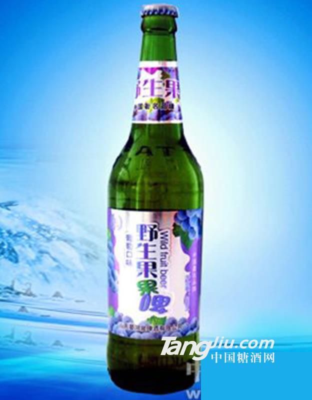 蓝莓果啤500ML