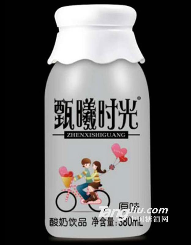 甄曦时光酸奶饮品原味380ml