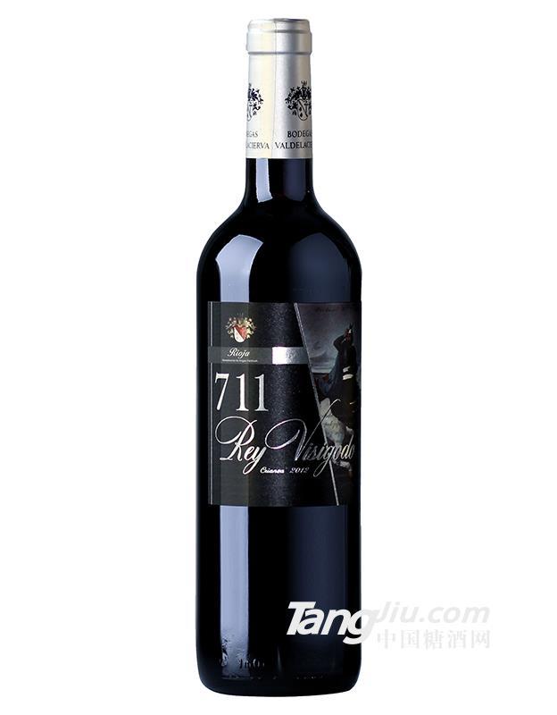 711哥特王陈酿干红葡萄酒-750ml