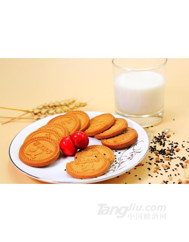 麦麸饼干(无糖)