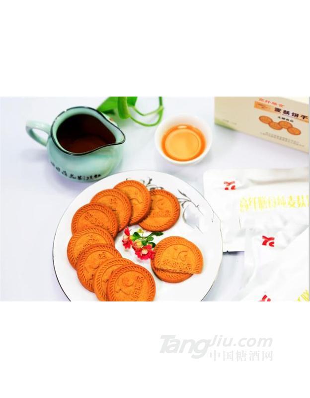 高纤膳食麦麸饼干