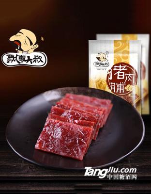 原味猪肉脯100G