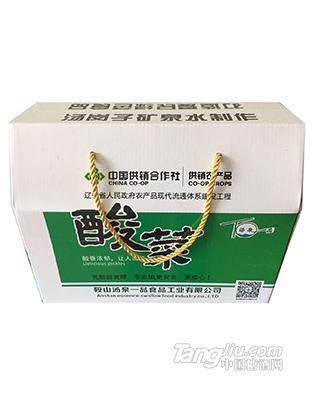 汤泉一品精品酸菜-1000g(箱装)