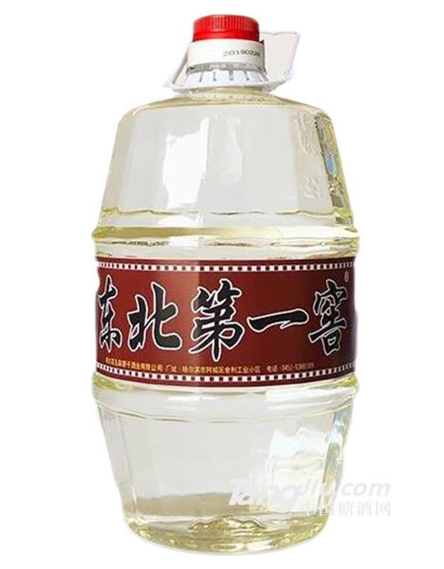 东北第一窖白酒5L