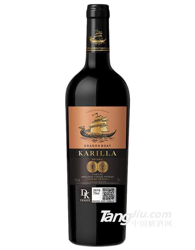 龙船凯利亚-扬帆干红葡萄酒750ml