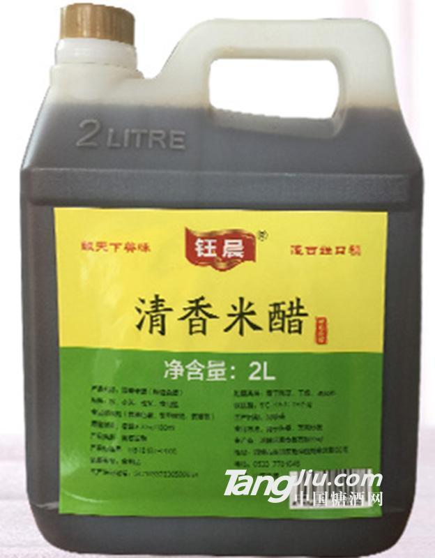 清香米醋2L
