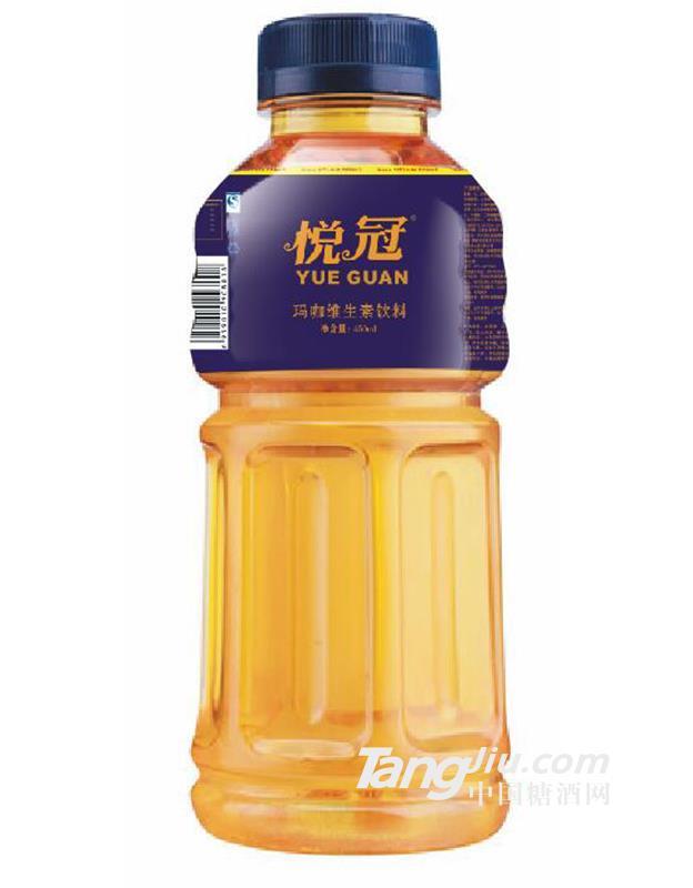 悦冠玛咖维生素饮料-450ml