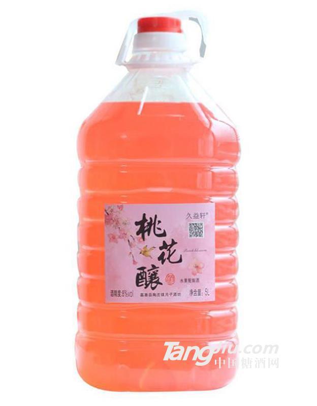 三生三世桃花酒5L