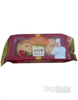 兴华食品-大红枣月饼