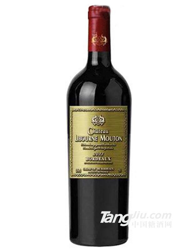 法国木桐葡萄酒2013