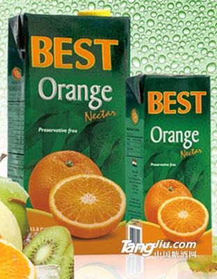 佰福特橘子汁