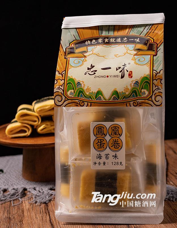 凤凰蛋卷海苔味128g