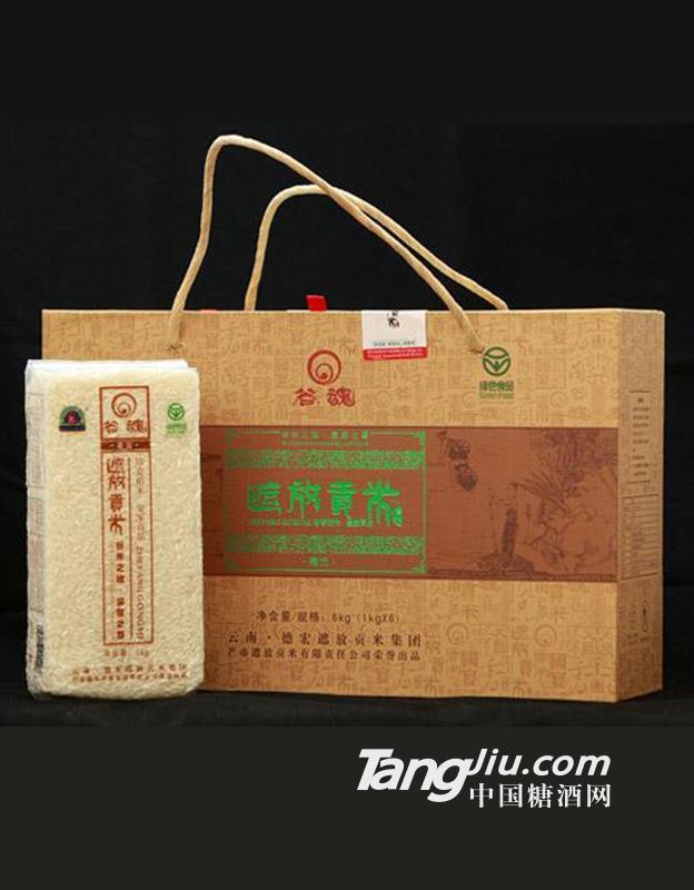 谷魂贡米6kg