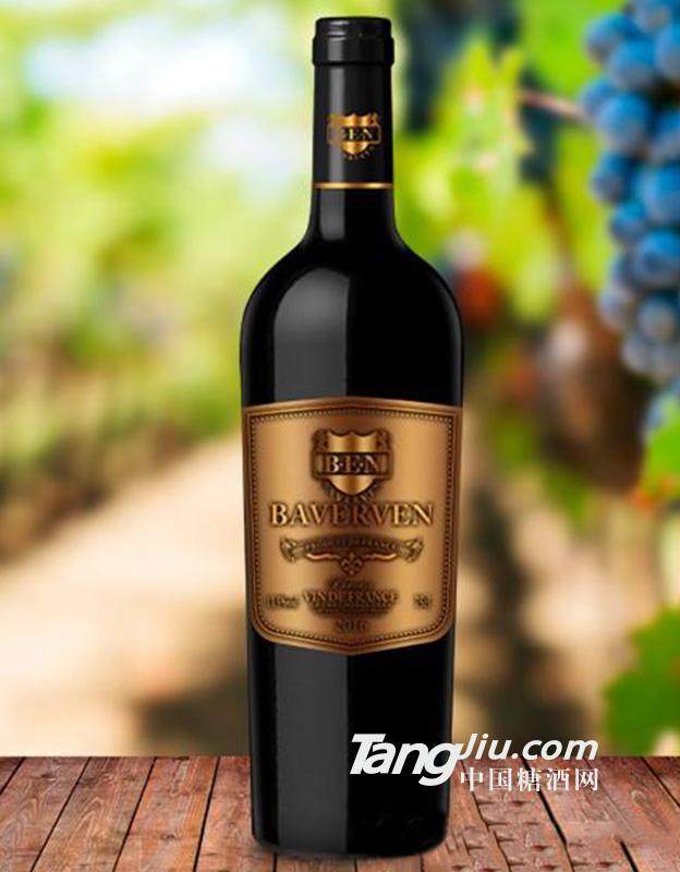 13.5°贝尔文菲尼斯干红葡萄酒750ml
