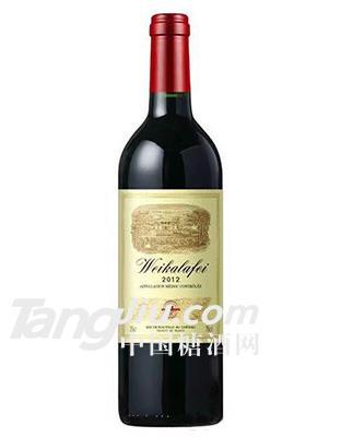 法国威卡拉菲干红葡萄酒