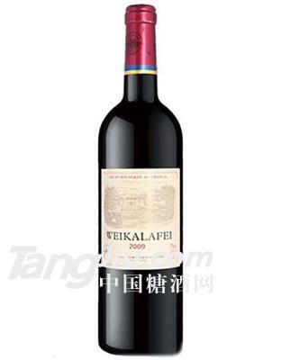 法国威卡拉菲西拉干红葡萄酒