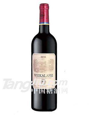法国威卡拉菲梅洛干红葡萄酒
