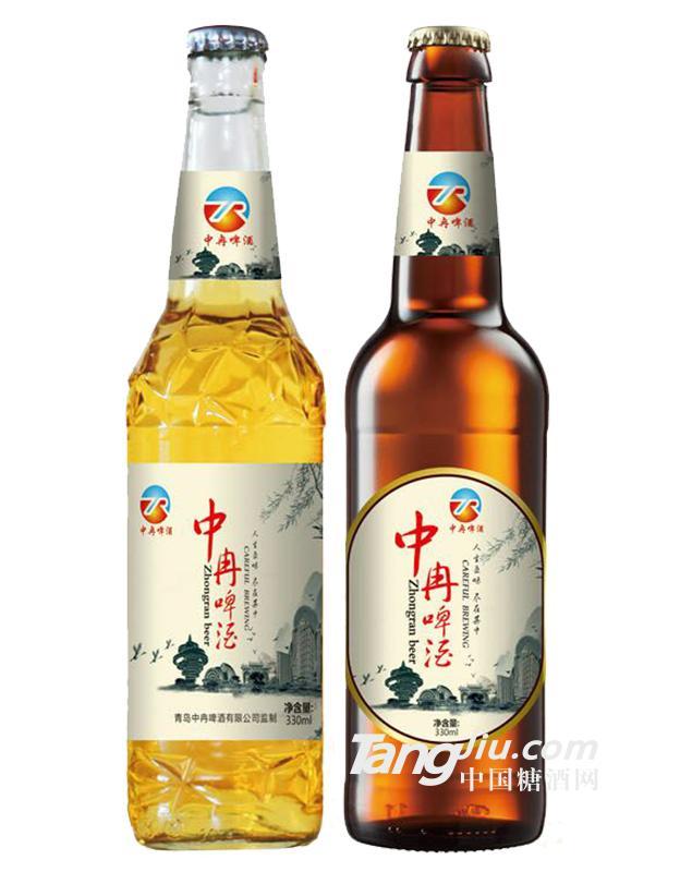 青岛中冉-中冉啤酒330ml
