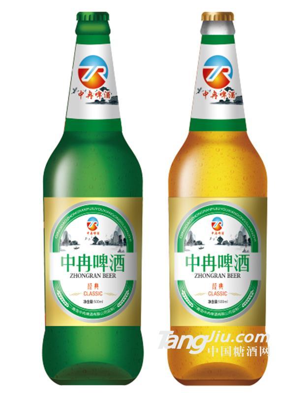 青岛中冉-经典500ml