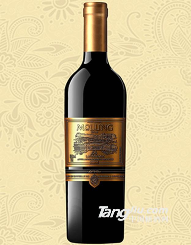 13.5度 木隆. 洛伊城堡干红葡萄酒 750ml