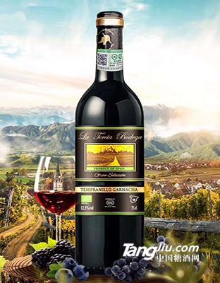 12.5%vol拉泰斯有机干红葡萄酒