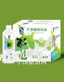 芦荟酸奶1.25l