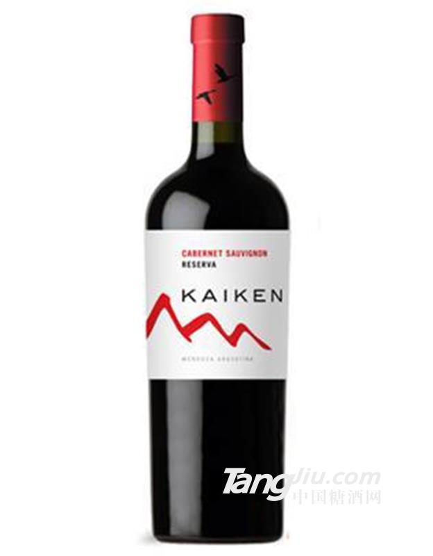 蒙特斯KAIKEN珍藏玛尔贝干红葡萄酒